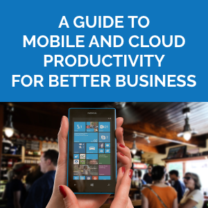mobile and cloud productivity for better business cover