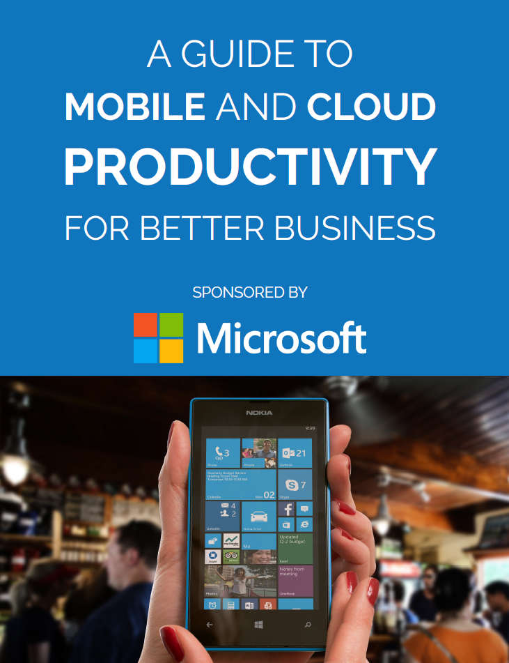 mobile and cloud productivity