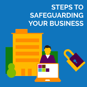steps to safeguarding your business cover 300x300